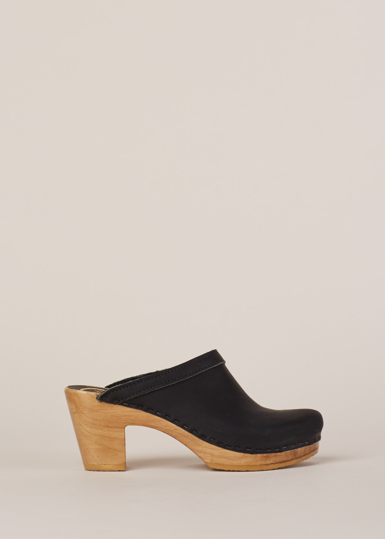 sale cheap online No.6 Leather Clog Mules reliable for sale cheap authentic outlet N6LUhZWyO4