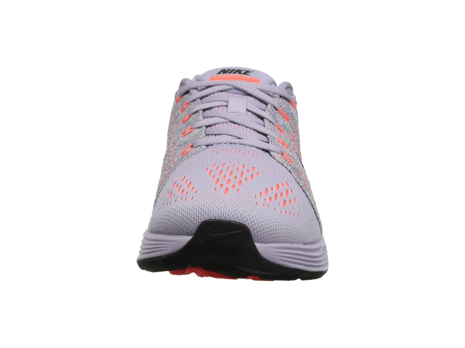 3e664402834f Lyst - Nike Lunarglide 7 in Purple
