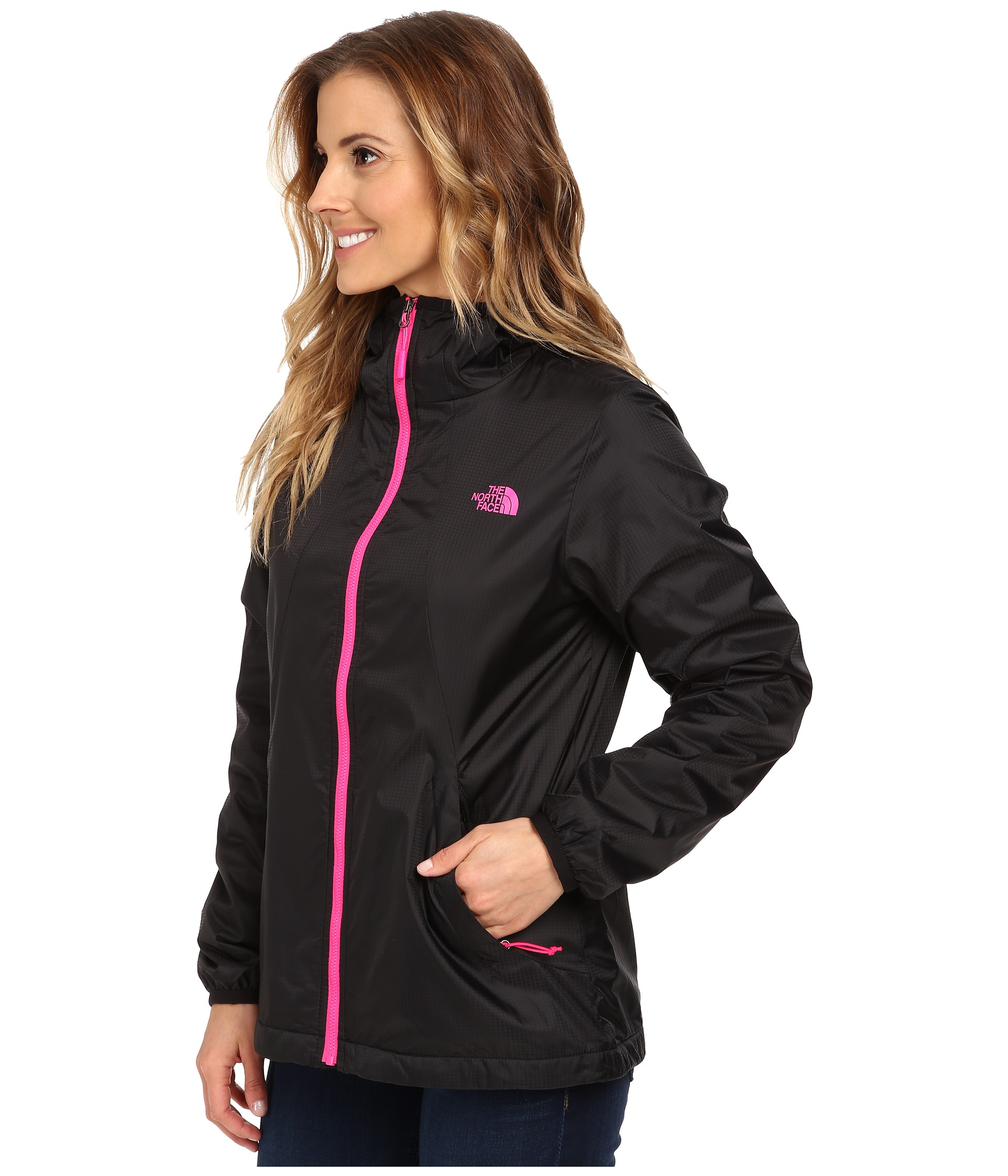 Lyst The North Face Pitaya 2 Jacket In Black