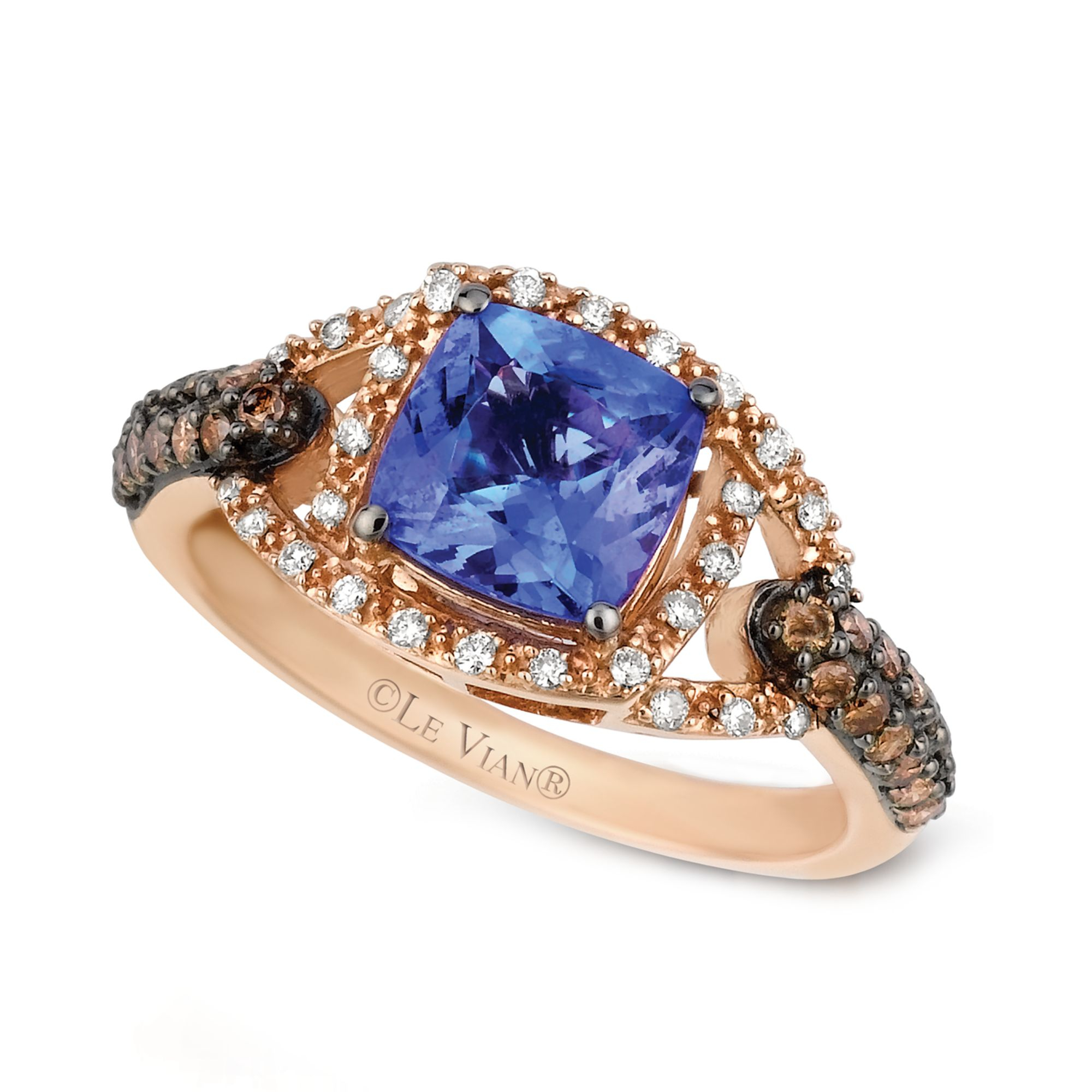 Levian Tanzanite Diamond Rings