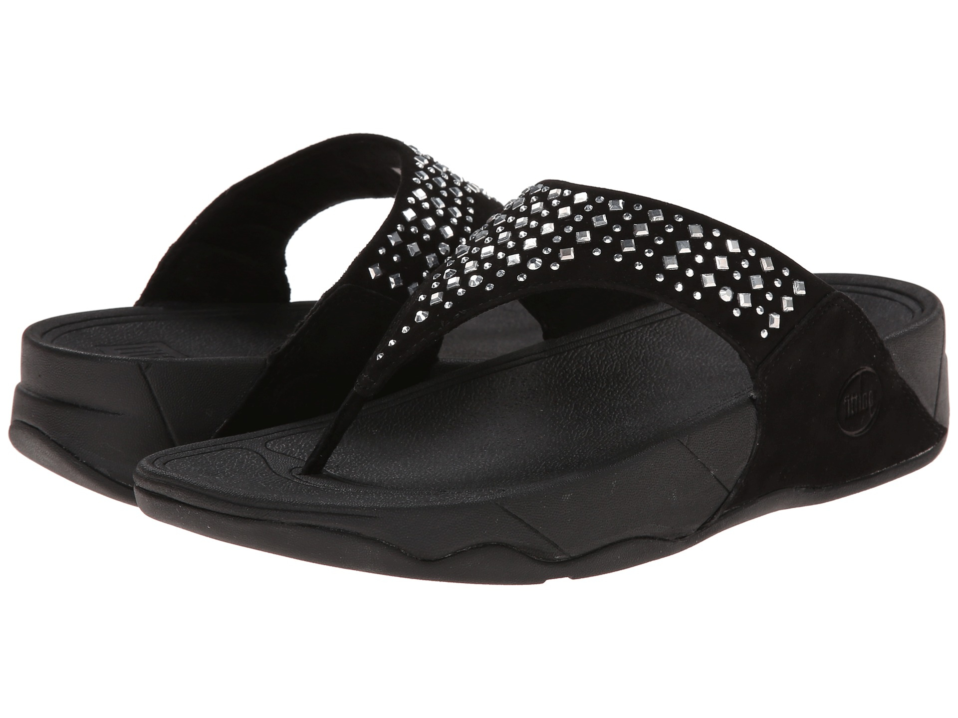 Fitflop Novy In Black Lyst