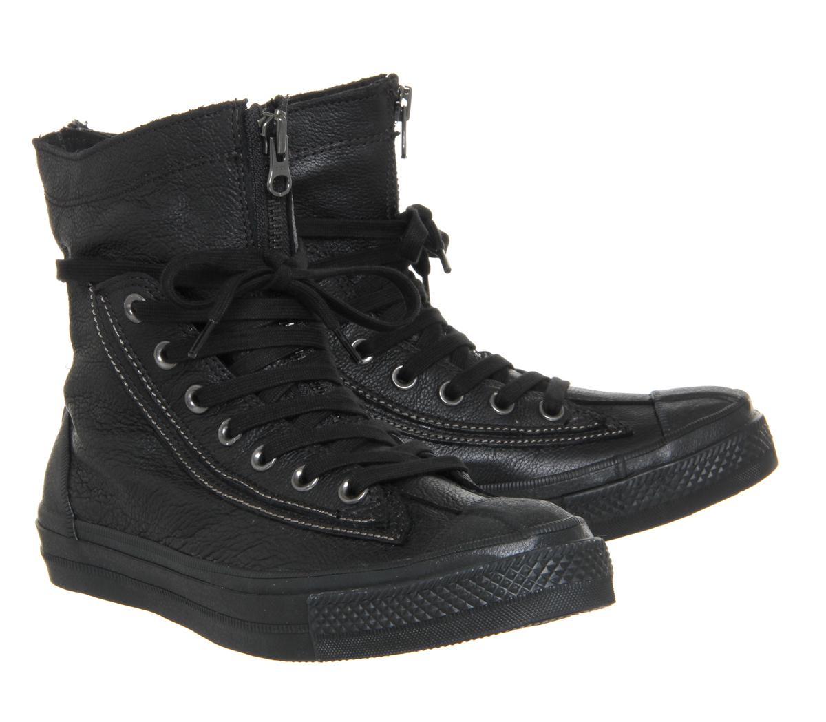 Converse Ctas Combat Boot In Black For Men Lyst