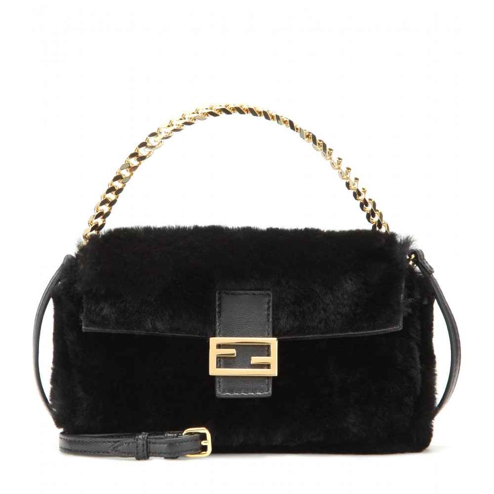 Gallery. Previously sold at  Mytheresa · Women s Shearling Bags Women s Fendi  Baguette ... 3497d1086d113