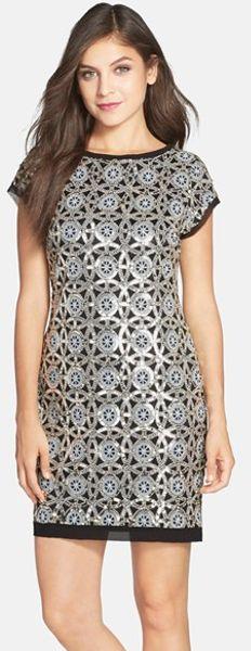 Walmart boys sequin bodycon dress vince camuto metallic knit