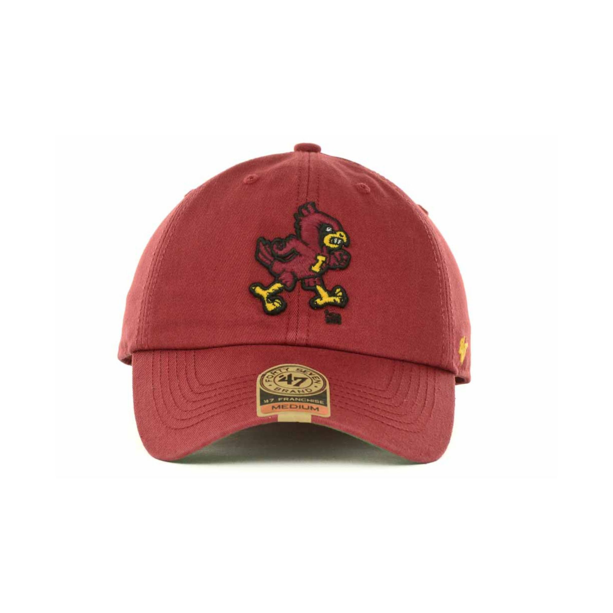 the best attitude 021ab 4e794 47 Brand Iowa State Cyclones Vault Franchise Cap in Red for Men - Lyst