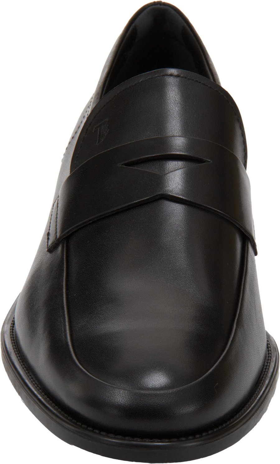 5b570c5464c Lyst - Tod s Fondo Gomma Penny Loafer in Black for Men