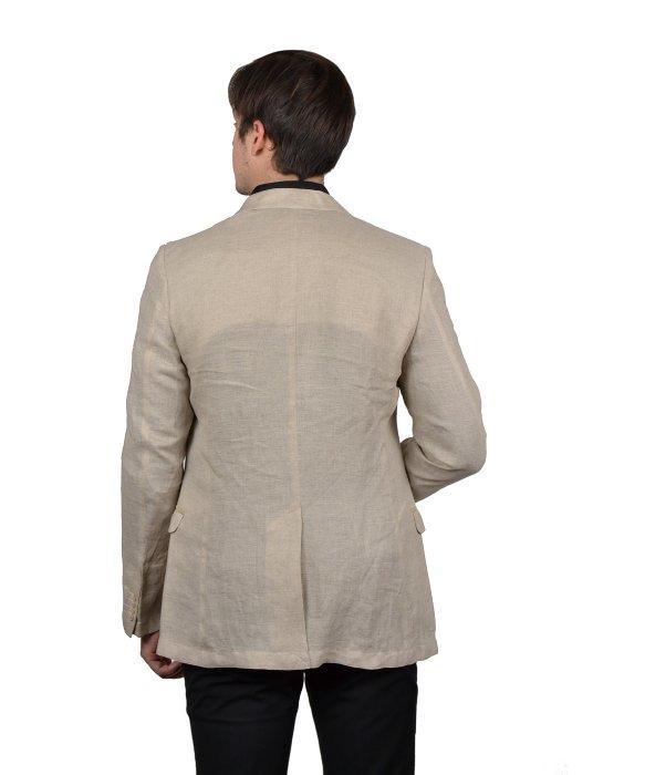 66ea7e78c Dolce   gabbana Men  39 s Linen Sports Jacket in Natural for ...
