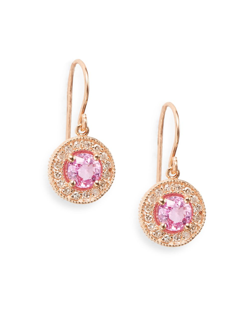 fb07743cc0f Lyst - Effy Final Call Pink Sapphire