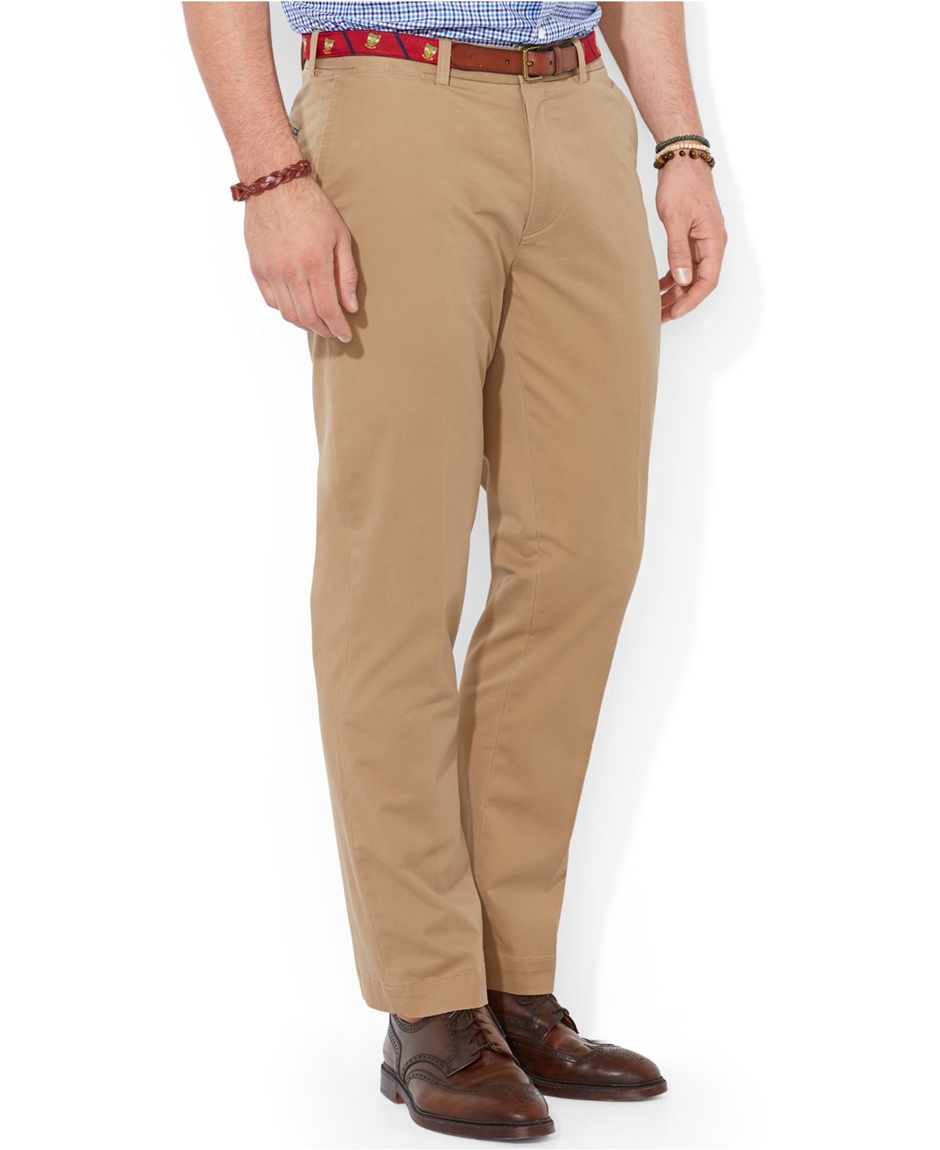 dd25a3f6251 Lyst - Polo Ralph Lauren Big And Tall Stretch Twill Suffield Pants ...