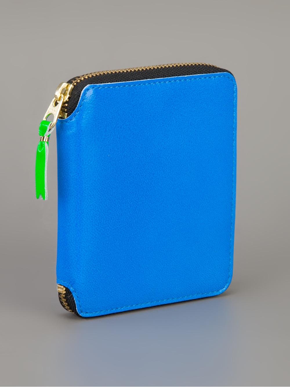 Super Fluo purse - Blue Comme Des Gar?ons TBPOf5N