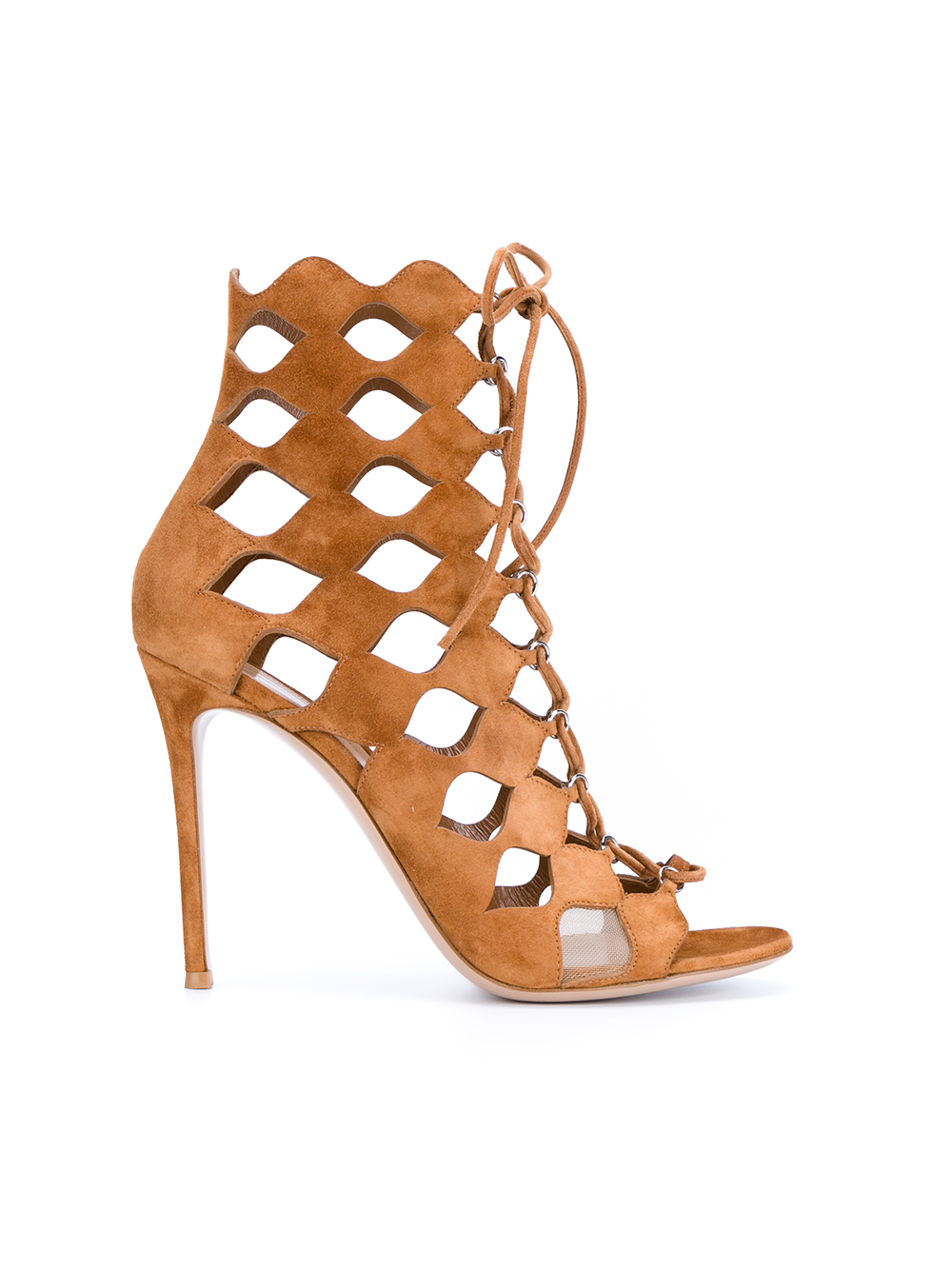 cheap footlocker pictures Gianvito Rossi Patent Cutout Sandals sale extremely cheap low cost buy cheap visit new ColKuhvngq