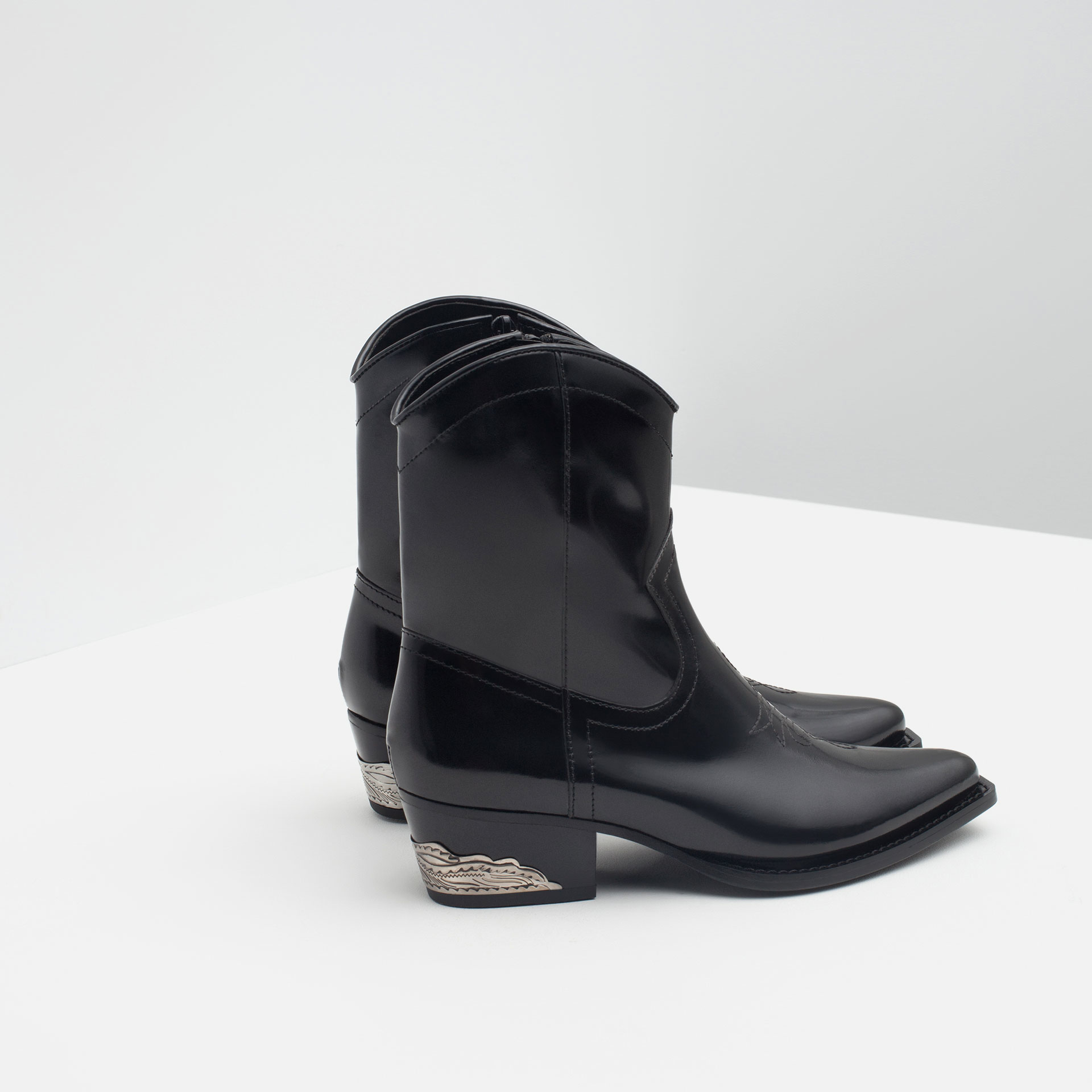 7423b835d3c Cowboy Ankle Boots - Boot Ri