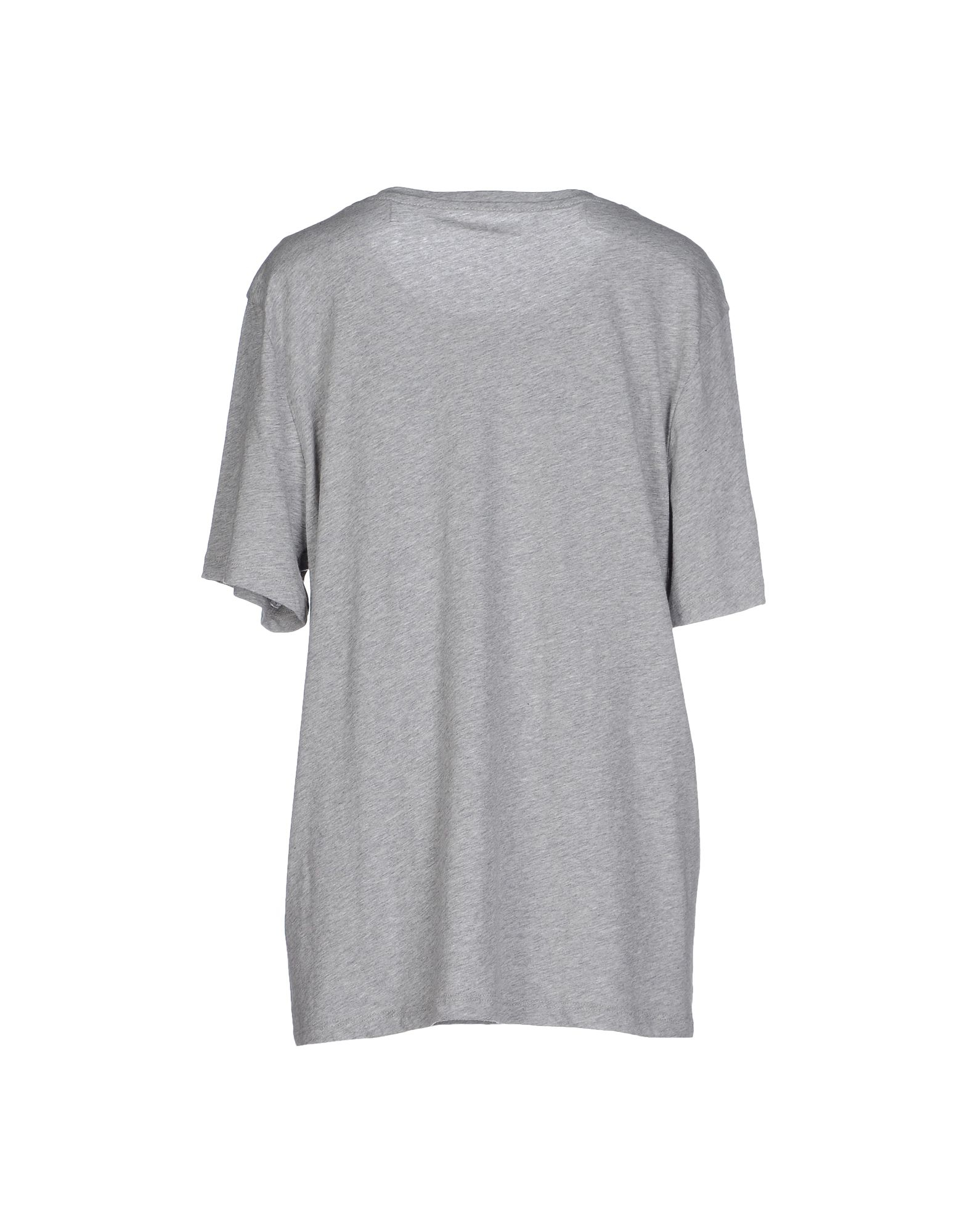 Three Dots T Shirt In Gray For Men Lyst