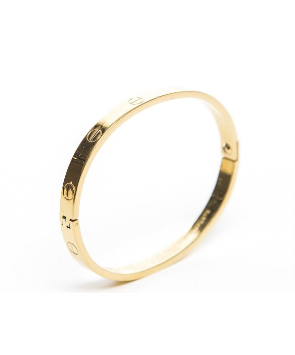 Gallery Previously Sold At Bluefly Women S Cartier Love Bracelet