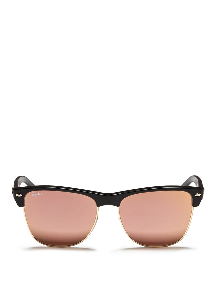 Ray Ban Clubmaster Rose