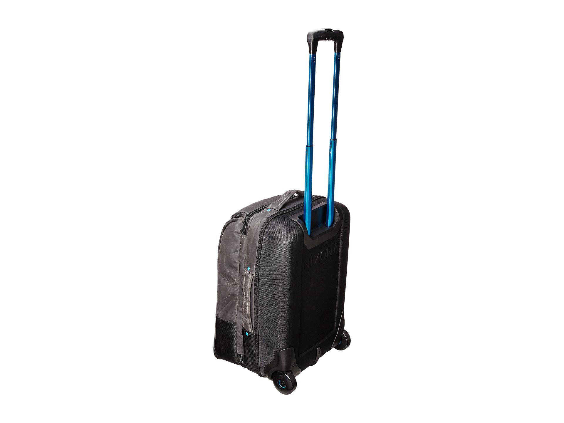 Rolling Weekender Bag