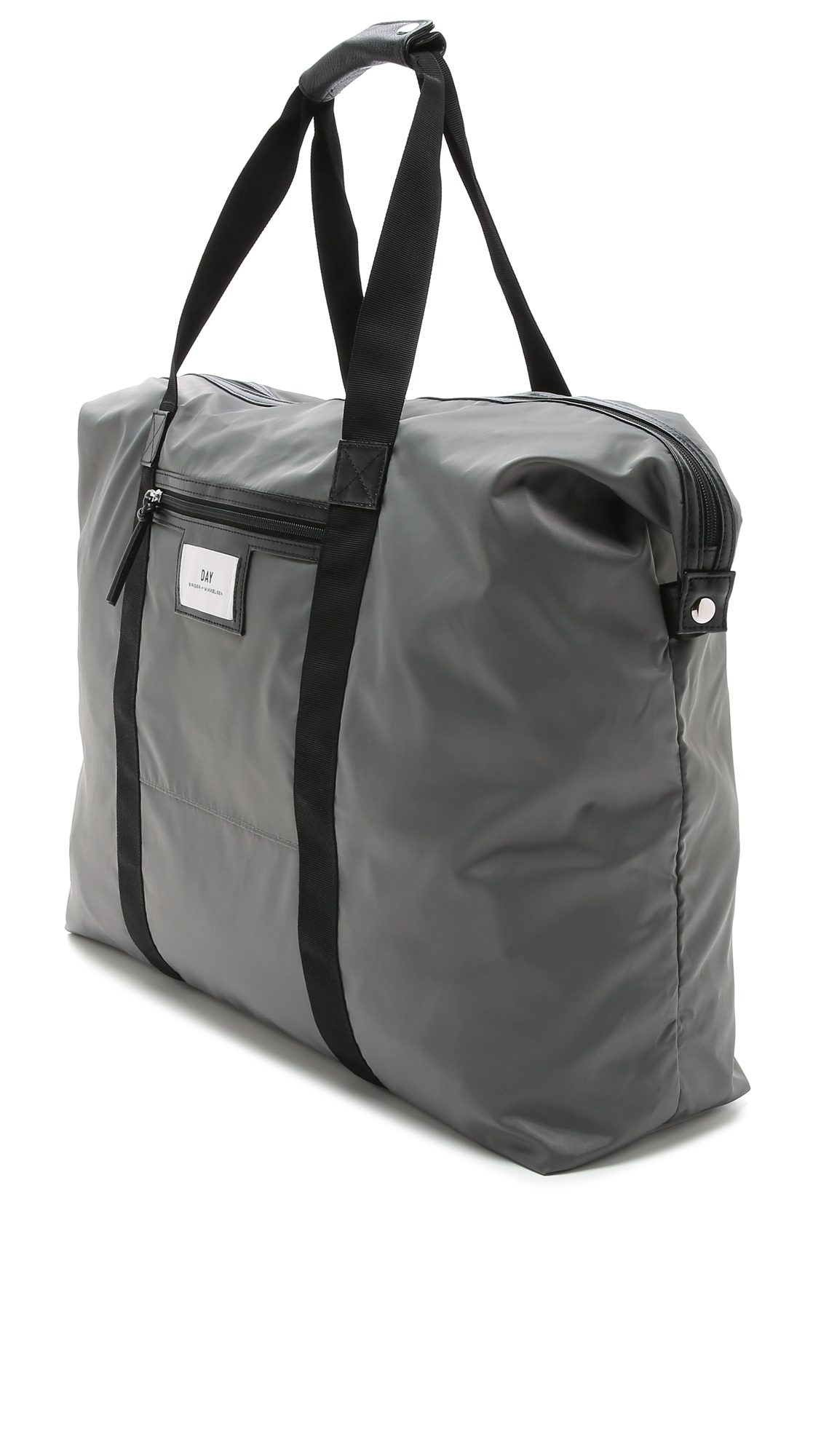 Day birger et mikkelsen Day Gweneth Weekend Bag - Kohl in Gray | Lyst