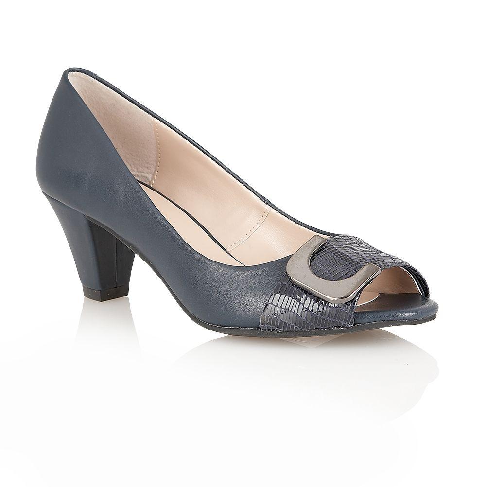lotus ella formal shoes in blue navy lyst