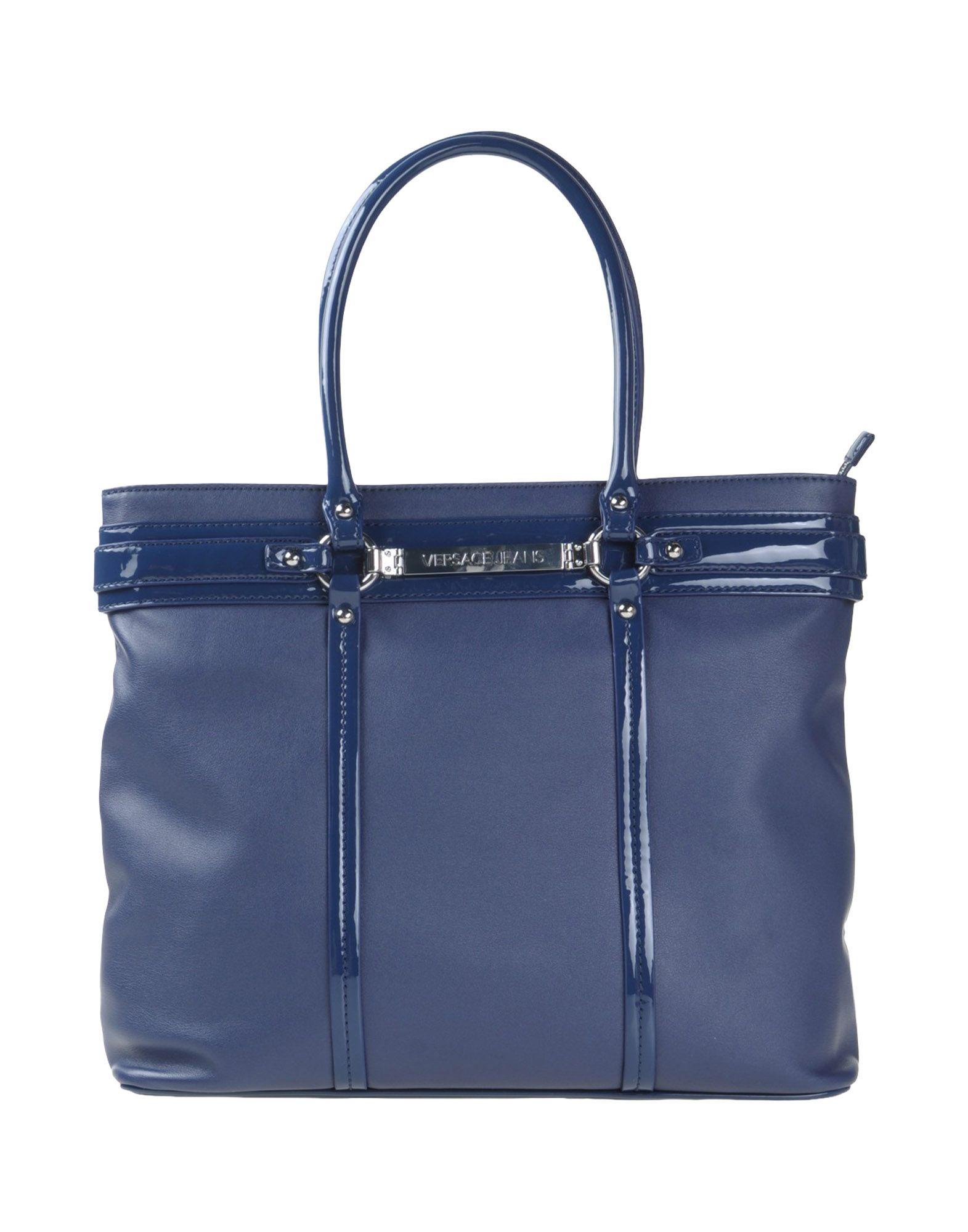 Versace jeans Handbag in Blue (Dark blue)