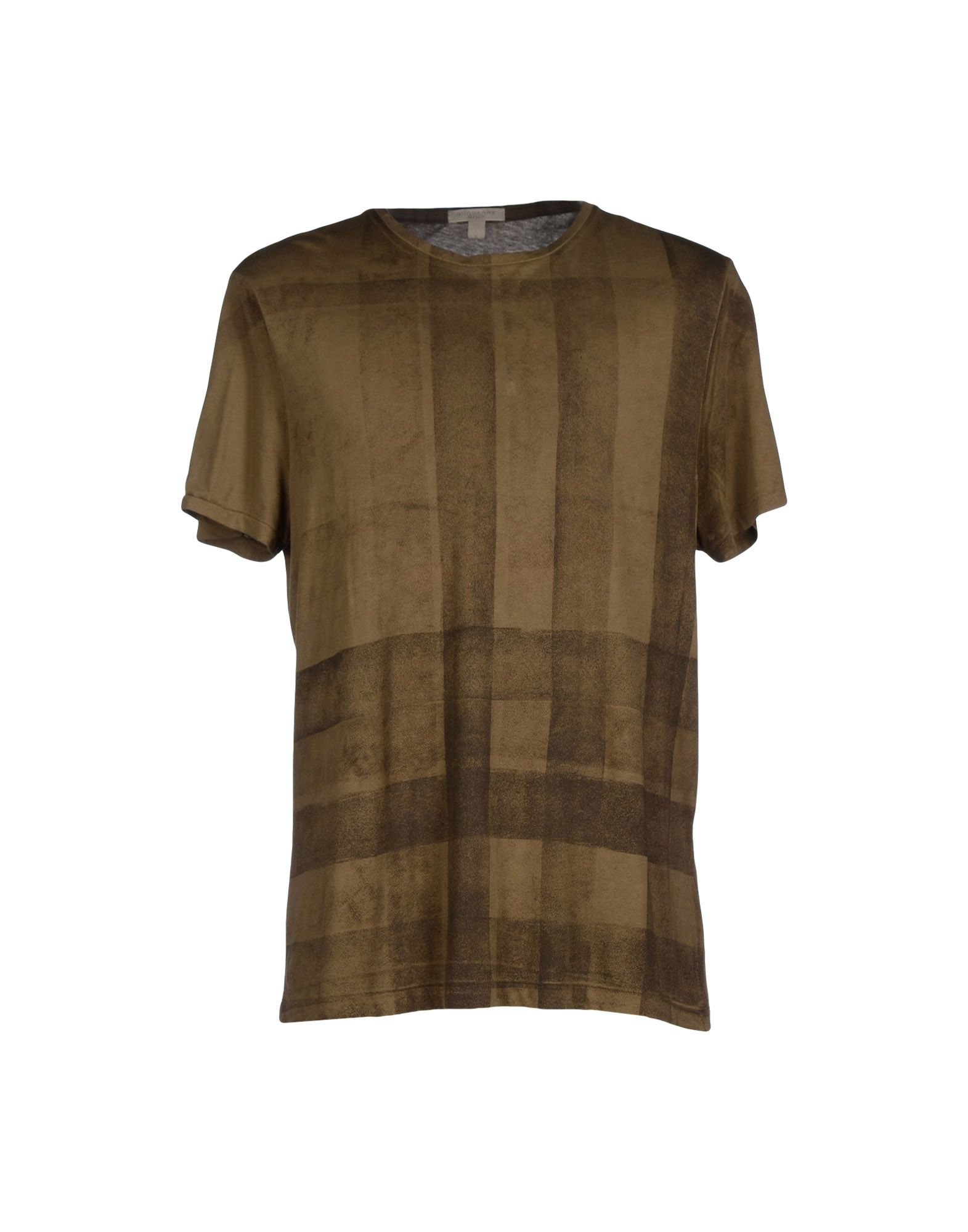 lyst burberry brit t shirt in green for men. Black Bedroom Furniture Sets. Home Design Ideas