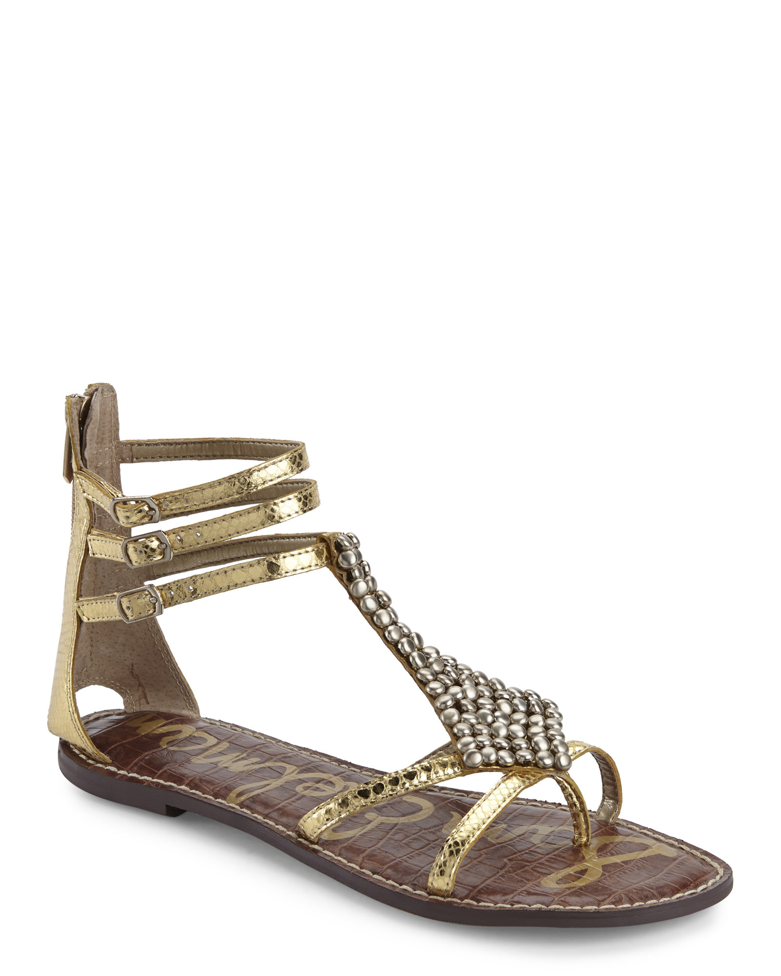 187a15a1e9b Gallery. Previously sold at  Century 21 · Women s Gladiator Sandals Women s Sam  Edelman ...
