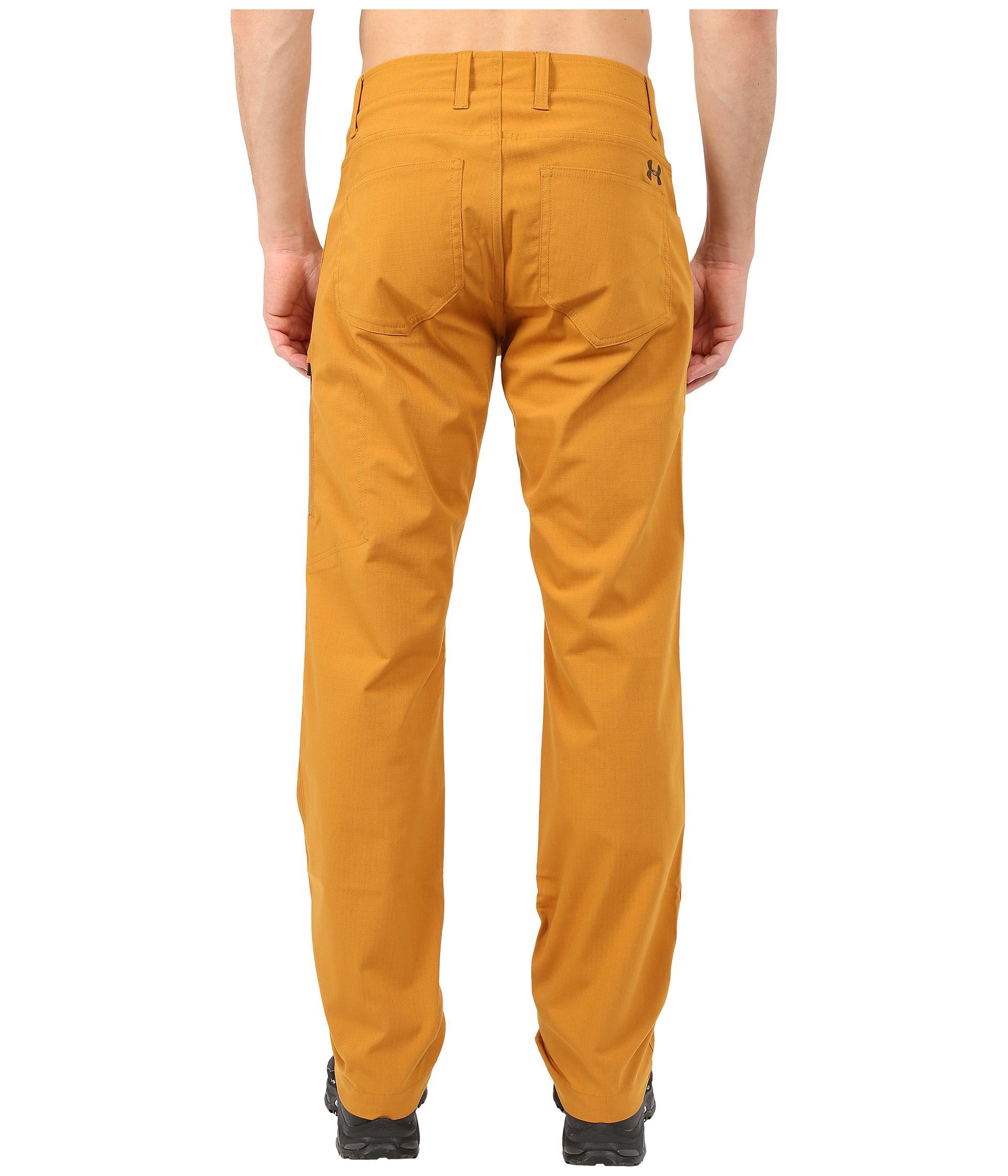 0b3f705d4edba Under Armour Storm Covert Pants in Yellow for Men - Lyst