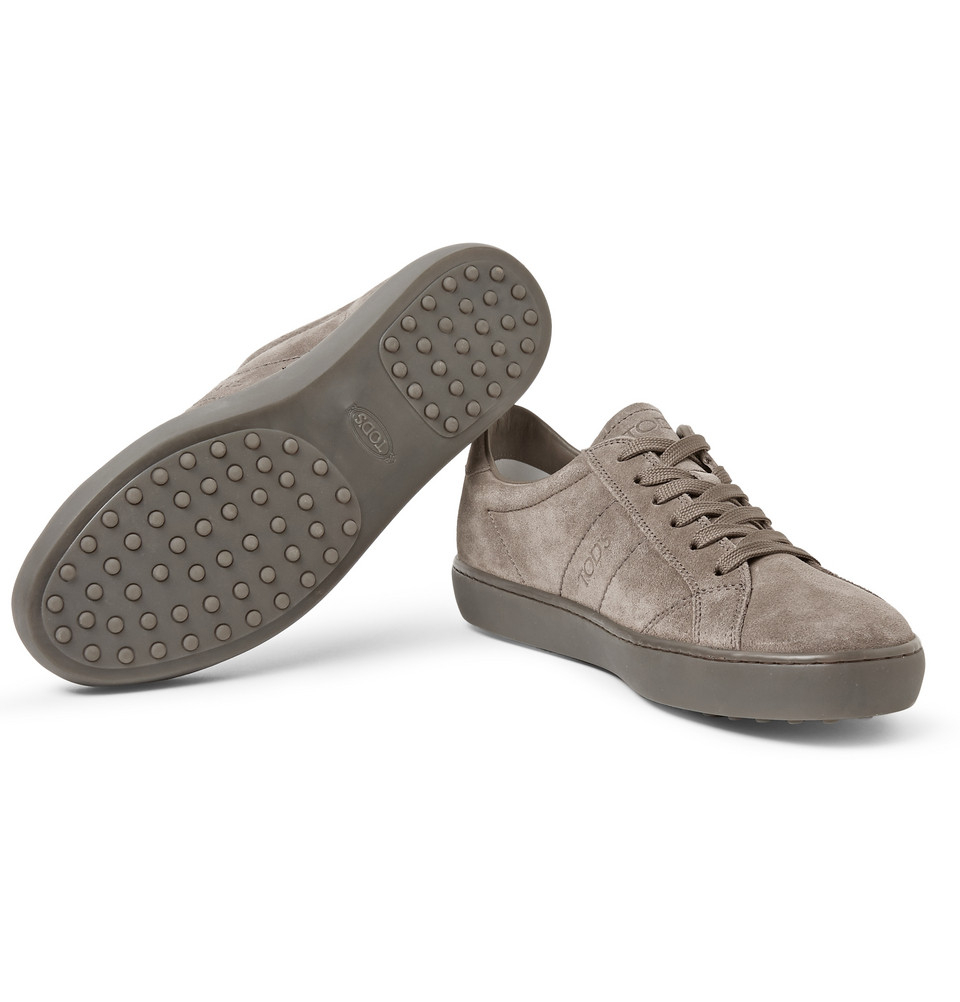 Tod's Suede Sneaker clearance sast sale buy genuine cheap price sale 2015 Ttxt2AQ