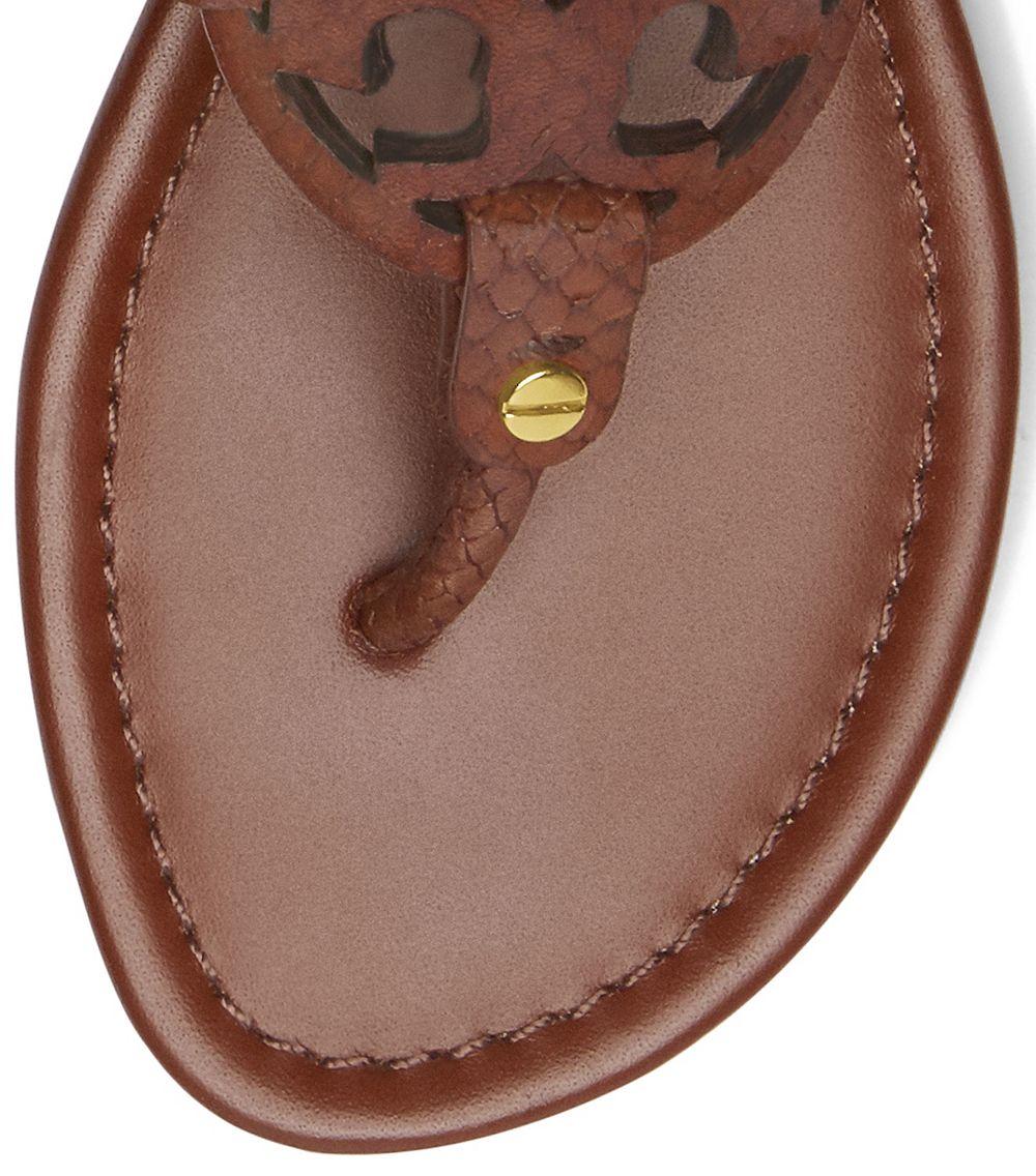 1dcb552cfcdcd5 Lyst - Tory Burch Miller Sandal
