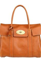 Mulberry Bayswater Top Handle - Lyst