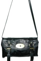 Mulberry Bufalo Small Alexa Clutch Shoulder Bag - Lyst