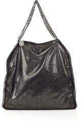 Stella McCartney Falabella Chain-trimmed Bag - Lyst