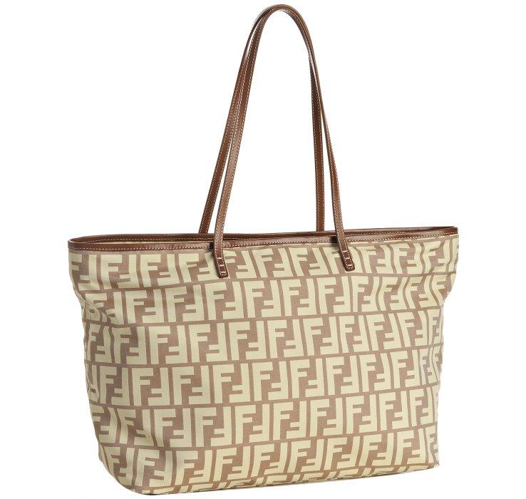 new style 0ba07 5d83a Fendi Zucca Shopping Bag Prezzo | Mount Mercy University