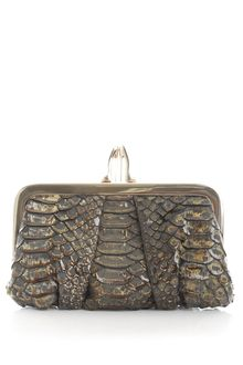 Christian Louboutin Mini Loubi Clutch - Lyst