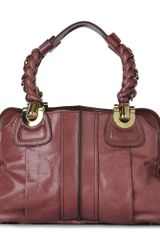 Chloé Heloise Lamb Leather Bag