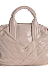 Matt & Nat Pink Faux Leather Tundra Stellar Tote in Pink - Lyst