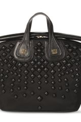 Givenchy Nightingale Medium Studded Bag - Lyst