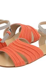 Proenza Schouler Leather Sandals - Lyst