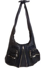 Alexander Wang Donna Washed Hobo - Lyst