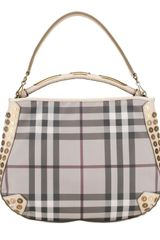 Burberry Prorsum Check Medium Shoulder Bag - Lyst