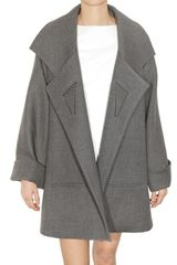 Hakaan Wool Coat - Lyst