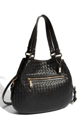 Cole Haan Village Weave - Devin Leather Tote - Lyst