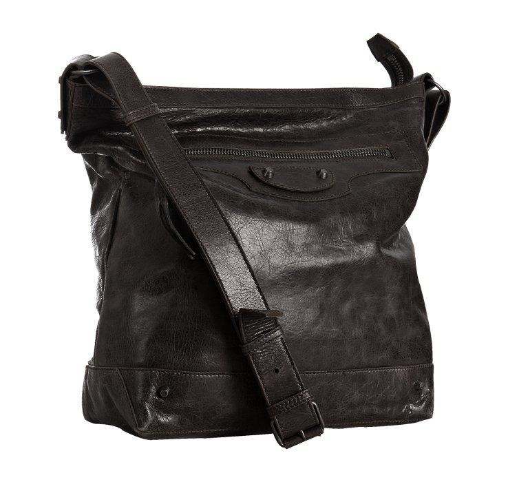 Balenciaga Brown Day Bag