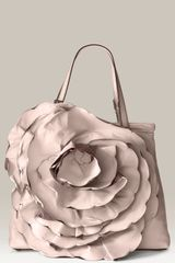 Valentino Rose Shopper - Lyst