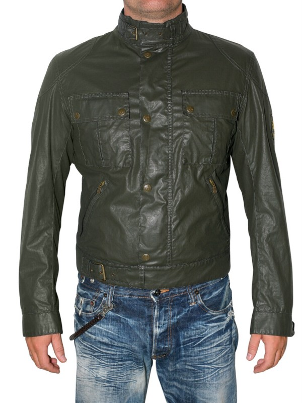 Belstaff Six Days Blouson Damen