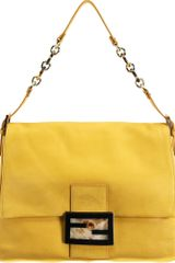 Fendi Savana Big Mamma Shoulder Bag - Lyst