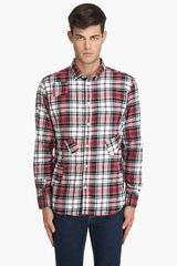 Cheap Monday Neo Patch Shirt - Lyst