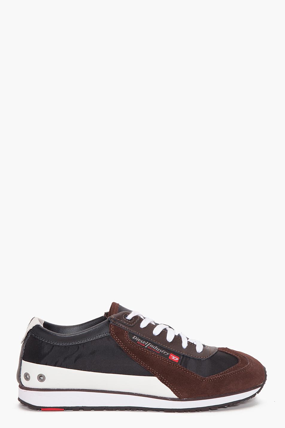 Diesel Unforgettable Sneakers in Black for Men