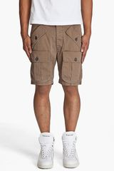 DSquared2 Cargo Shorts - Lyst