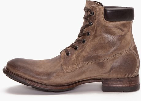 Ndc Forester R Bronx Boots In Brown For Men Lyst