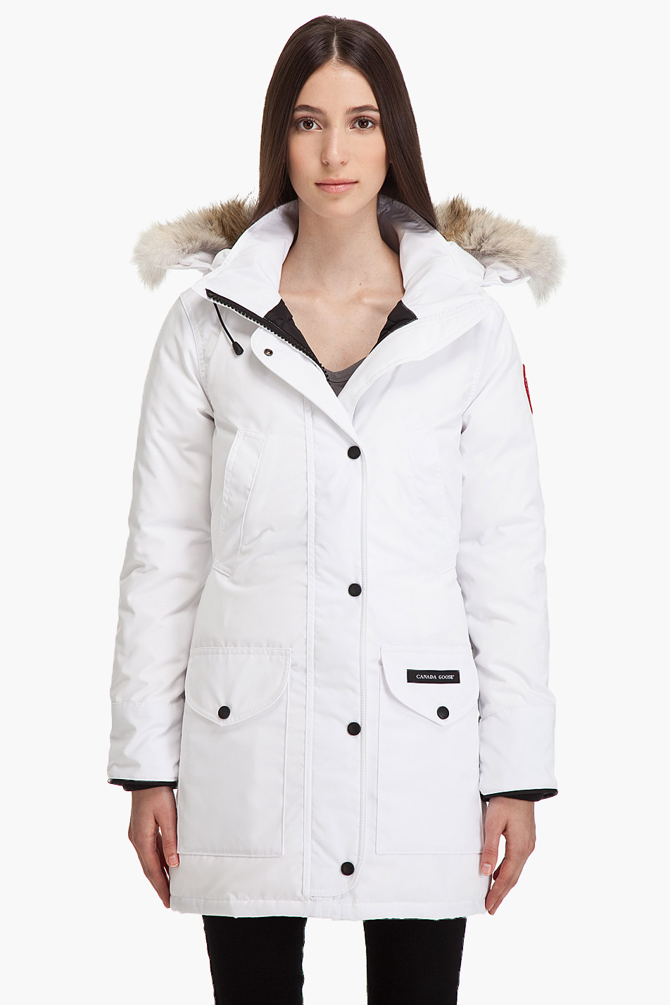 Gallery. Previously sold at: SSENSE · Women's Canada Goose Trillium